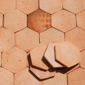 Hexagone 18X18 Mercastel